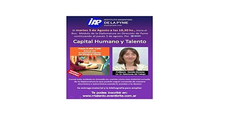 Capital Humano y Talento entradas