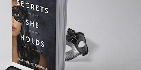 Secrets She Holds Book Celebration tickets
