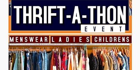 THRIFT - A- THON tickets