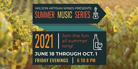 Summer Music Series @ St. Anne's Crossing Winery - August 13th tickets