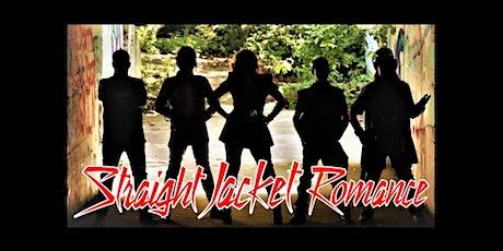 FREE PATIO SHOW --- STRAIGHT JACKET ROMANCE tickets