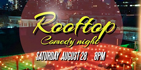 The Rooftop  - Outdoor Stand -Up Comedy Show in English tickets