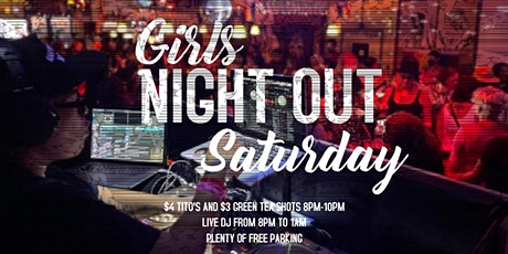 Girls Night Out at KUBS tickets
