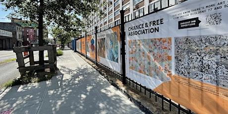 Curator-led Tour: Art & Object Walk at Brooklyn Navy Yard tickets