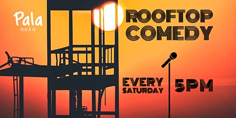 Rooftop Comedy #2.10 - The Boys of Summer Tickets