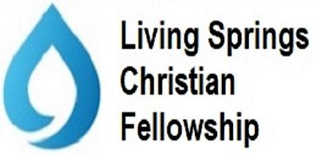 Living Springs Venue Pre-Registration tickets