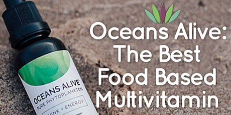 Sleep Better, Have More Energy, & Boost Your Immune System w/ Oceans Alive tickets
