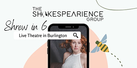 Shrew in 6 by The Shakespearience Group tickets