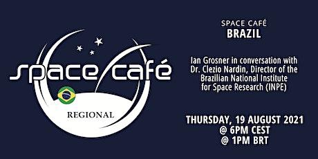 Space Café Brazil by Ian Grosner tickets