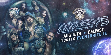 """Over The Top Wrestling Presents"""" Outer Space Odyssey 5"""" tickets"""