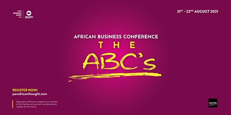 African Business Conference tickets