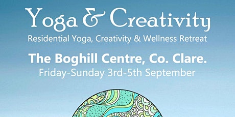Yoga & Creativity - Residential Yoga, Creativity & Wellness Retreat tickets