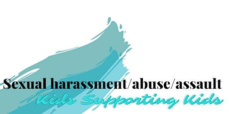 Sexual Harassment/Abuse/Assault Virtual Talk tickets