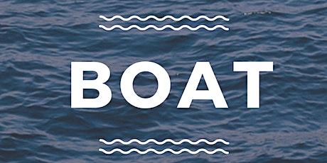 Summer Vibes Boat bilhetes