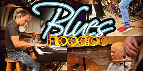 Dinner and Music with Blues Hoodoo 8PM tickets