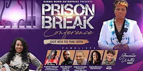 Prison Break Conference tickets