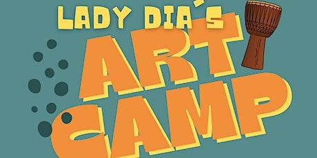 Lady Dia's Art camp tickets