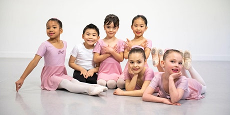 Ballet & Bubbles tickets