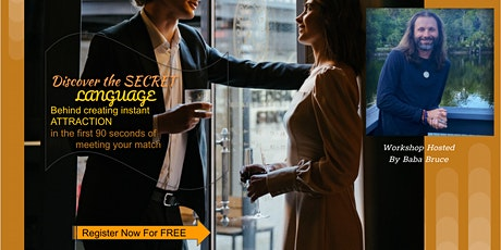 FREE MASTERMIND Secret Language Creating Instant Attraction w anyone MNP tickets