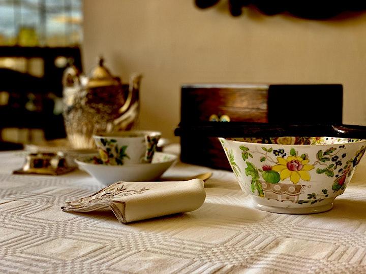Royal Afternoon Tea Class image