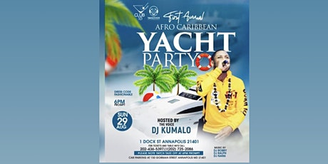 First Annual Yacht Party tickets