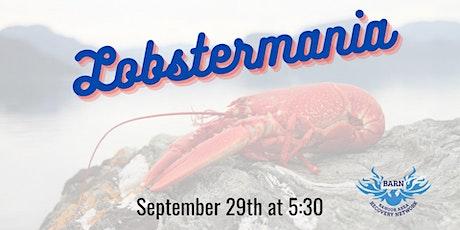 LobsterMania tickets