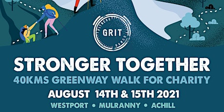 40kms Greenway Walk + Camping (Westport to Achill) tickets