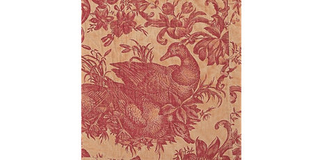 Lecture, 'Very full of Work': Patterns of Printed Textile Scholarship tickets