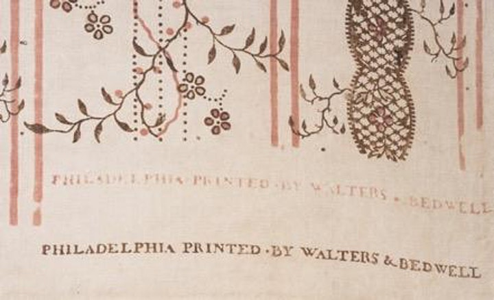 Lecture, 'Very full of Work': Patterns of Printed Textile Scholarship image
