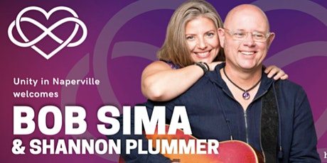 Bob Sima & Shannon Plummer Concert presented by Unity in Naperville tickets