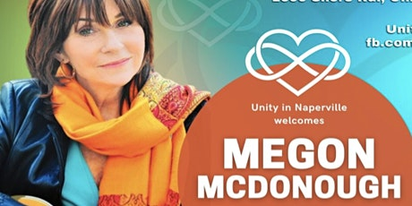 Megon McDonough Concert presented by Unity in Naperville tickets