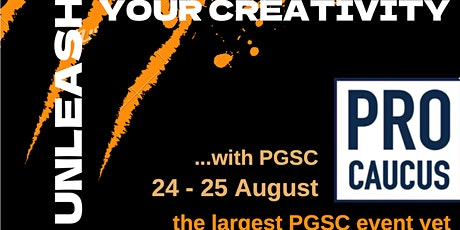 Unleash Your Creativity - PGSC tickets