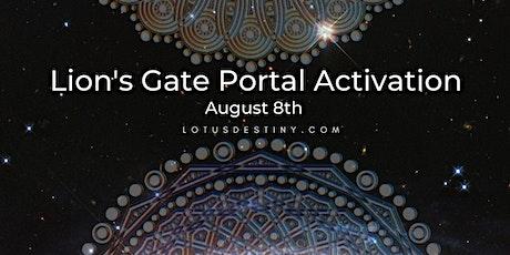 Lions Gate Portal Activation tickets