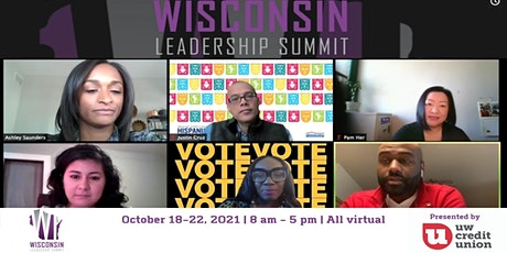 2021 Wisconsin Leadership Summit presented by Madison 365 tickets
