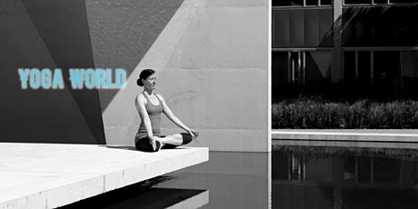 Vinyasa To Yin Yoga  Practice at the Park |  Yoga World 365 tickets