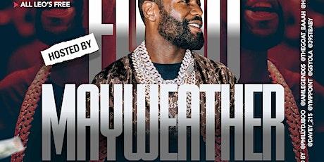"""Floyd Mayweather """"Million Dollar Stripper Bowl"""" 8.14 tickets"""