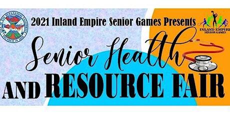 Senior Health and Resource Fair tickets