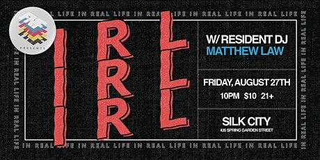 FNF Presents: IRL tickets