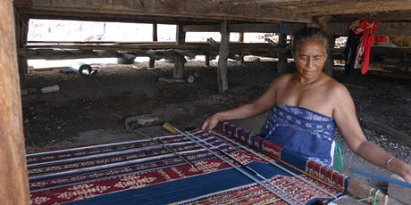 Lecture, Ikat Textiles of the Island of Savu, Eastern Indonesia tickets