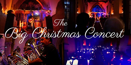 Big Christmas Concert - York tickets