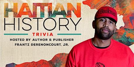 Haitian History Trivia!!! Episode 3 tickets