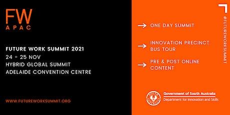 Future Work APAC 2021 Summit tickets