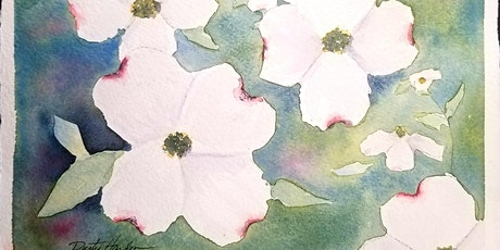 Simply Watercolor Class tickets
