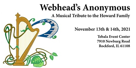 Webhead's Anonymous - A Musical Tribute to the Howard Family tickets