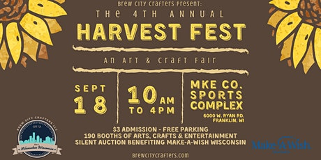 4th Annual Harvest Fest tickets