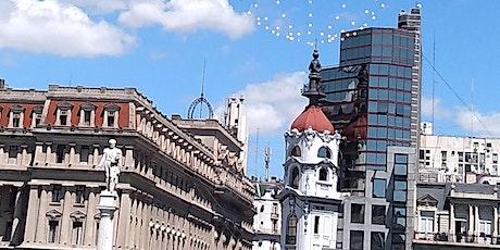 Plaza Lavalle, su entorno monumental y sus historias. PRESENCIAL entradas