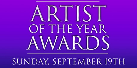 Art Spark Texas Artist of the Year Awards Ceremony 2021 tickets