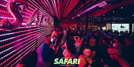 SAFARI DAY-PARTY (Reggaeton & Hip-Hop) tickets