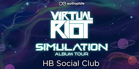 Audiophile pres. Virtual Riot's Simulation Tour tickets
