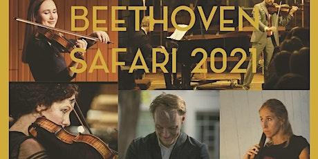 Beethovensafari: Diabellivariationerna billets